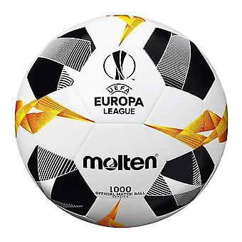 المنصهر الدوري الأوروبي لكرة القدم 2019/20 الرسمية 1000 النسخة المتماثلة لكرة القدم الأبيض / الأسود