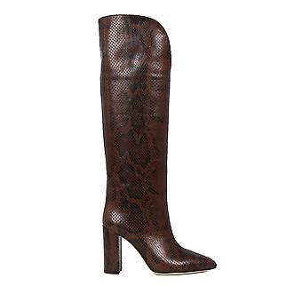 Paris Texas Px180xpmbb104 Women's Brown Leather Boots