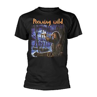 Laufen Wild Privateer offiziellen T-Shirt T-Shirt Unisex