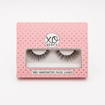 xoBeauty False Lashes - The Wanderlust - Dramatic Ultra Curled Winged Out