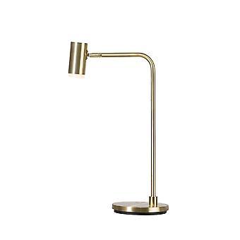Belid Cato - 1 lampada da tavolo leggera in ottone, GU10