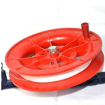 Kite Wheel Line Lunghezza 100m/50m Twisted String Line - Red Wheel Toys For Children Kites Accessori