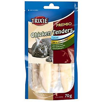 Trixie Chicken Tenders prize, 4 units (Cats , Treats , Chewy & Softer Treats )