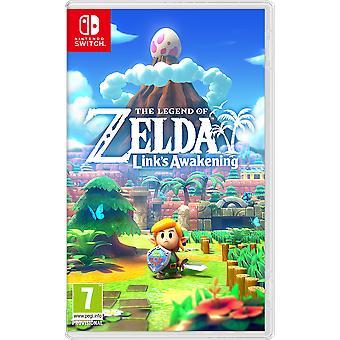 The Legend of Zelda Link's Awakening Nintendo Switch Game