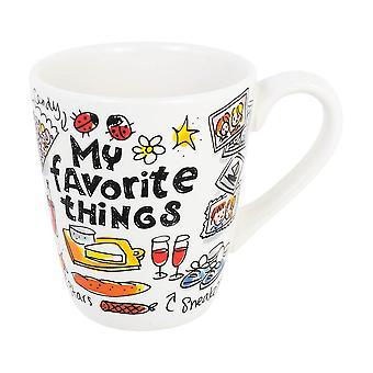 Blond Amsterdam Mug, Favourites