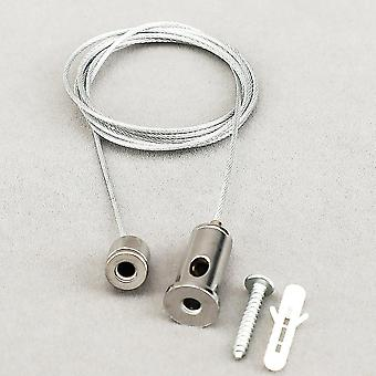 1.2 M Steel Cable Retractable To Suspension Height For Lifting And Hanging