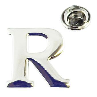 Krawatten Planet Alphabet Buchstabe R Anstecknadel Abzeichen