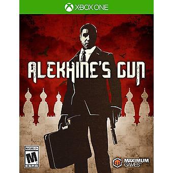 Alekhine's Gun Xbox One Game