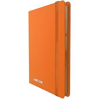 Gamegenic Casual Album 18-Pocket - Orange