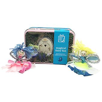 Magical Fairy Fun Craft Kit For Children - Luxury Gift Item