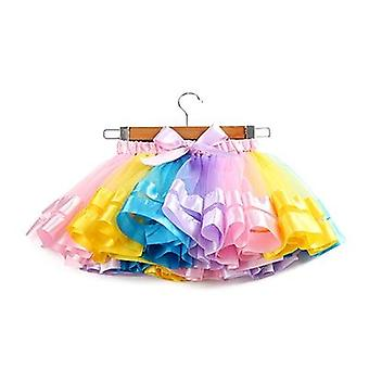 Jupe Bébé Tutu-tulle, Jupe Pettiskirt 3m-8t Princess Mini Party Dance
