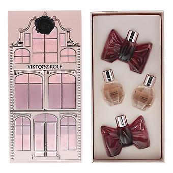 Viktor & Rolf Miniature Collection Flowerbomb EDP & Bonbon EDP Gift Set