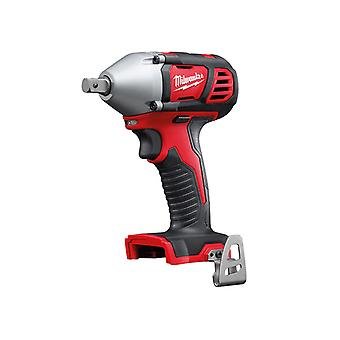 Milwaukee M18 BIW12-0 Compact 1/2in Impact Wrench 18V Bare Unit MILM18BIW120