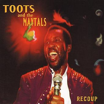 Toots & Maytals - Recoupe [Vinyl] USA import