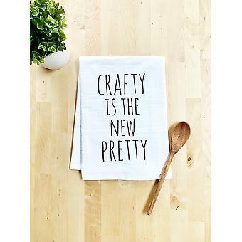 Crafty é a nova toalha de prato bonita