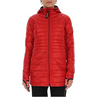 Canada Goose 2716l11 Women's Red Nylon Down Jacket