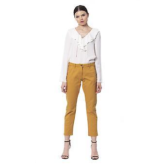 Silvian Heach Women's Brown Pants