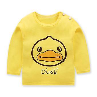 Vêtements pour bébés, T-shirt, Hauts, Sous-vêtements haut pour enfants
