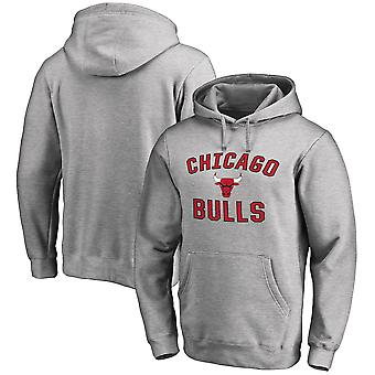 Chicago Bulls Löysä Pullover Huppari WY036