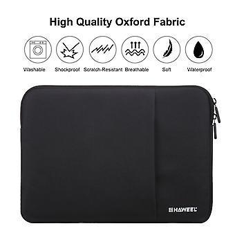 [UAE Lager] HAWEEL 11 tums sleeve mål Zipper portfölj bärväska, För Macbook, Samsung, Lenovo, Sony, DELL Alienware, CHUWI, ASUS, HP, 11 tum och