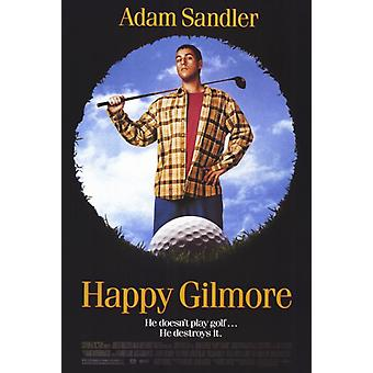 Happy Gilmore film affisch (11 x 17)
