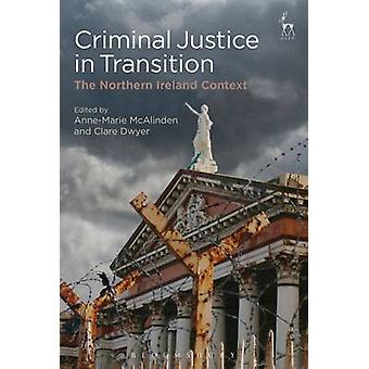 Criminal Justice in Transition - The Northern Ireland Context by Anne-