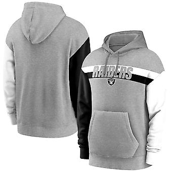 Men's Las Vegas Raiders Pullover Hoodie Hooded Sweatshirt 3WY213