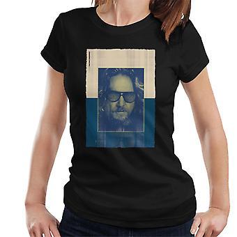 The Big Lebowski The Dude Face Nostalgia Women's T-Shirt