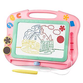Lofee magna doodle girls toys age 2-7, magnetic doodle board for girls birthday present for 3-6 year