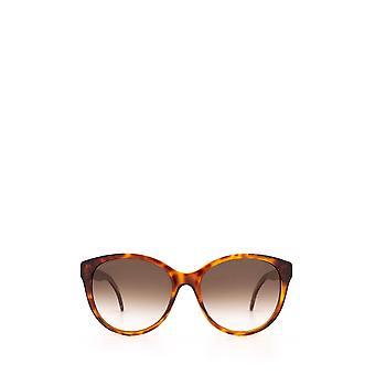Gucci GG0631S havana żeńskie okulary przeciwsłoneczne