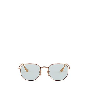 Ray-Ban RB3548N óculos de sol unissex de cobre