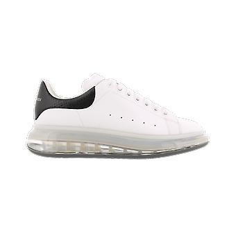 Alexander McQueen Sneakere Leath S.Rubb. Larry/Sil White 645872WHZ4P9061 pantof