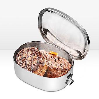 Food Warmer Exhaust Cooker Stainless Snowmobile Scatola da pranzo riscaldata