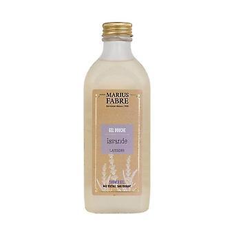 Lavender shower gel 230 ml of gel
