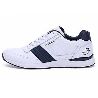 Casual Lace-up, wygodne i miękkie lekkie buty podeszwy