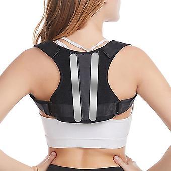 Teräs luu ylätasanko olkapää selkäranka naisille miesten selkätuki hihna tuki ortopedinen asento korjaus korretor vyö
