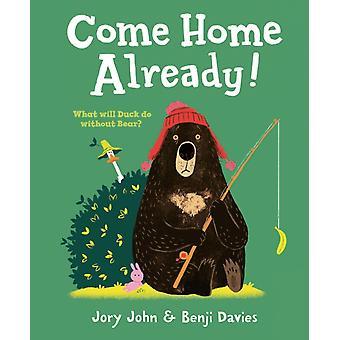 Tule kotiin jo John & Jory