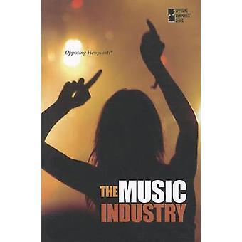 The Music Industry by Noah Berlatsky - 9780737757446 Book
