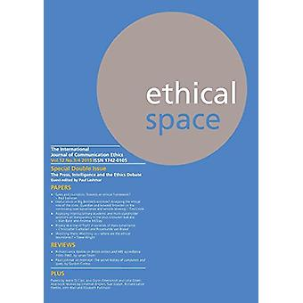 Ethical Space Vol.12 Issue 3/4 by Paul Lashmar - 9781845496678 Book