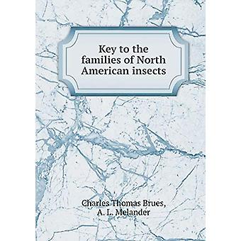 Key to the Families of North American Insects by Charles Thomas Brues