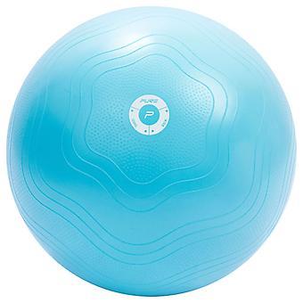 Pure2improve Übungsball 65 cm Hellblau