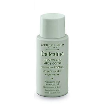 L'Erbolario Biphasic Oil for Face and Body Delicalma 50 ml
