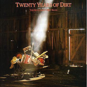 Nitty Gritty Dirt Band - Twenty Years of Dirt: Best of Nitty Gritty Dirt Ba [CD] USA import