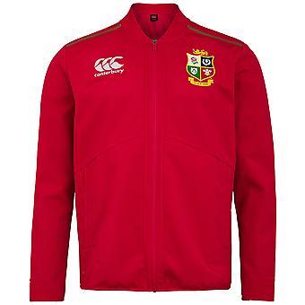 British & Irish Lions Mens Anthem Rugby Jacket