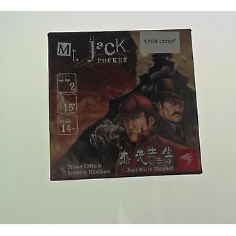 Pocket Version Board Game Card