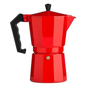 Italiensk kaffekande Premier Housewares 0602467 Rød (Renoveret A)