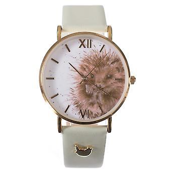 Wrendale Designs Hedgehog Watch