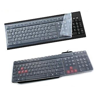 Universal Silicone Desktop Computer Keyboard Cover