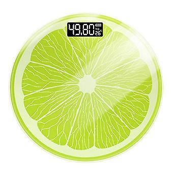 Intelligent Digital Weight Scale Lemon Health Scale
