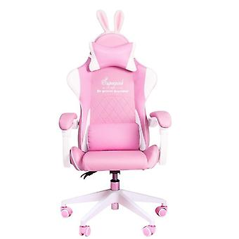 Hot Pink Gaming Chair